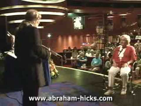 secret - Abraham - via Esther Hicks - explains why there are two versions of 