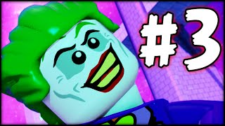 LEGO Dimensions - PART 3 - Lord Vortech! (Gameplay Walkthrough HD)