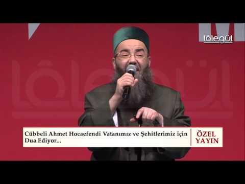 Cübbeli Ahmet Hoca Haber Türk Yeni Bakışlar 14 Ağustos 2016