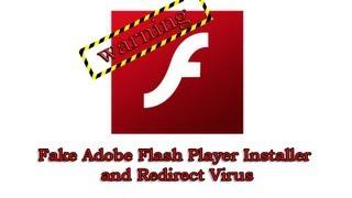 Video Fake Adobe Flash Player Installer and Redirect Virus MP3, 3GP, MP4, WEBM, AVI, FLV Januari 2019