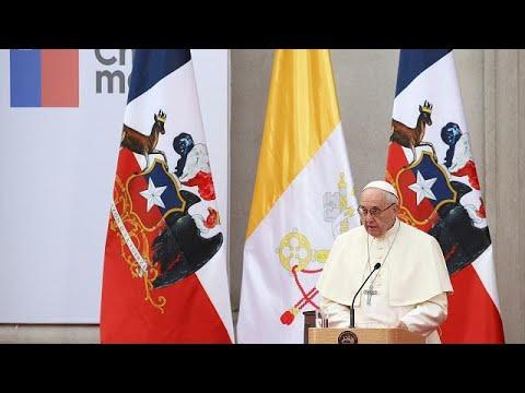 Χιλή: Αποτροπιασμός του Πάπα Φραγκίσκου για το σκάνδαλο σεξουαλικής κακοποίησης…