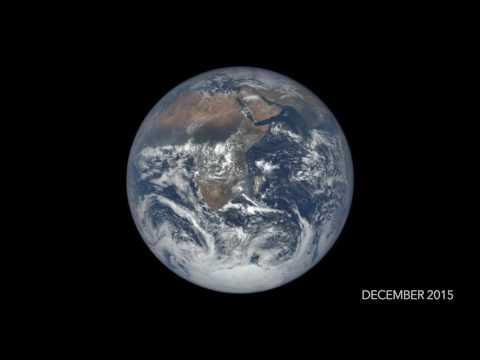 Epic Timelapse Captures AnEntireYear On Earth From 1.6 Million Kilometres Away   Gizmodo Australia