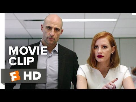 Miss Sloane Movie CLIP - That is How We Win (2016) - Jessica Chastain Movie