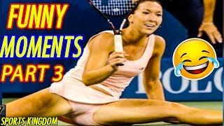 Video TOP Epic Funny & Fails Moments In Tennis History [Part 3] | HD MP3, 3GP, MP4, WEBM, AVI, FLV Januari 2019