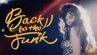 BRADIO-Back To The Funk(OFFICIAL VIDEO) 2016/10/07公開