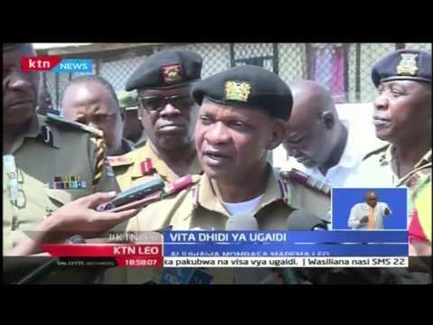 KTN Leo: Mshukiwa wa ugaidi auawa huko Mombasa, 27/9/2016