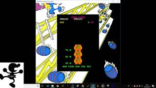 Donkey King [dking] (Arcade Emulated / M.A.M.E.) by Ivanstorm1973