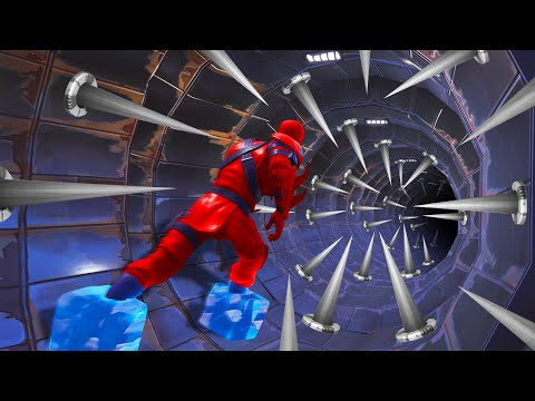 Try Not To DIE In This FORTNITE ESCAPE TUNNEL! (Custom Map) - Thời lượng: 13 phút.