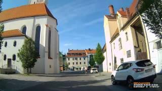 Pfaffenhofen An Der Ilm Germany  city photos : D: Kreisstadt Pfaffenhofen a.d.Ilm. Landkreis Pfaffenhofen a.d.Ilm. Kleine Stadtrundfahrt. Mai 2015
