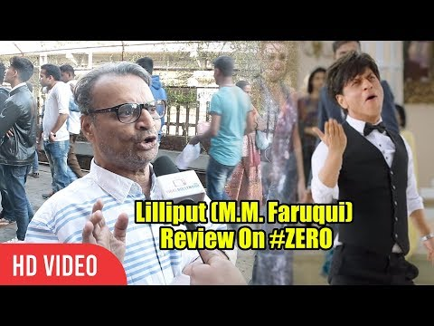 Original Dwarf Of Bollywood - Lilliput (M.M. Faruqui) Review On #ZERO