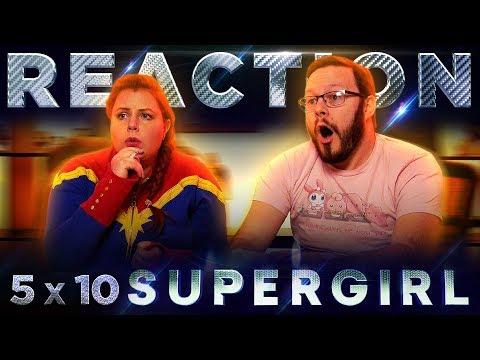 "Supergirl 5x10 REACTION!! ""The Bottle Episode"""