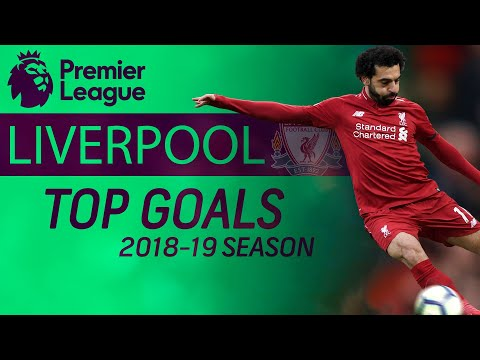 Liverpool's Best Goals Of 2018-2019 Premier League Season | NBC Sports