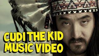 Cudi The Kid (ft. Kid Cudi & Travis Barker) - Steve Aoki MUSIC VIDEO