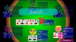 Offline Poker Texas Holdem YouTube video