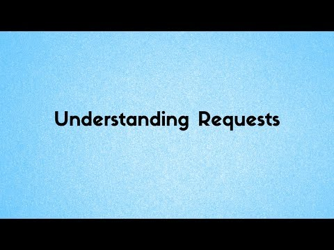 How HTTP Requests Work