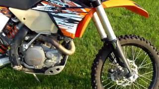 2. 2010 KTM 530 XC-W
