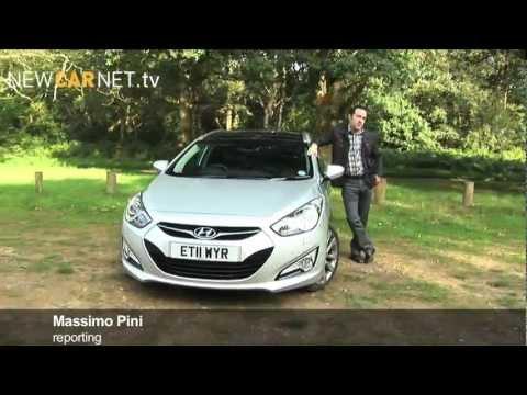 Hyundai i40 Tourer : Car Review