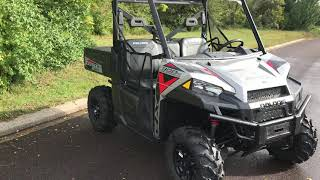 8. 2019 Polaris Ranger 900 XP LE