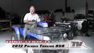 4. ATV Television - 2012 Polaris Sportsman Touring 850 XP Long Term Test