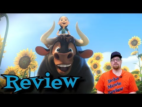 Ferdinand Review (2017) - Animation - Adventure - Comedy