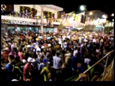 DJ Carioca Carnaval 2011 Cachoeira de Minas - MG 5° Parte Funk Liberado