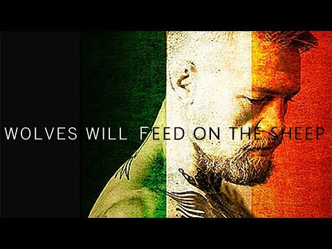 CONOR MCGREGOR (HD) 'WOLVES' MMA, UFC,  MOTIVATIONAL, INSPIRATIONAL