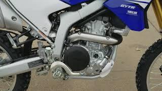 6. 2018 Yamaha WR250R