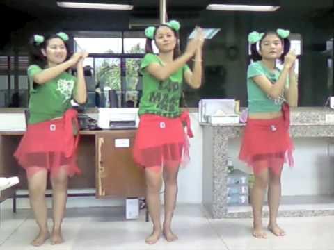 เต้นเพลง ล้างมือ รพ บ้านตาก Wonder Germ