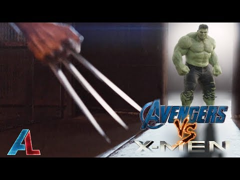 Avengers VS X-Men Epic Supercut Trailer (Fan Trailer)