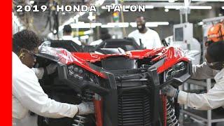 4. 2019 Honda Talon 1000X and Talon 1000R ATV