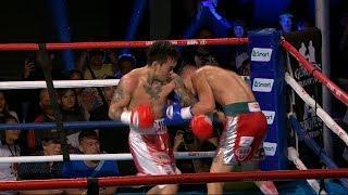 Dave Peñalosa vs. Marcos Cardenas   ESPN5 Boxing