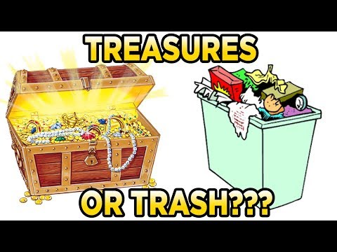 Lesser Family Gold Treasure Sack #2 Paydirt Review (LesserFamilyGold.com)