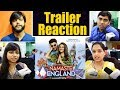 Download Lagu Namaste England Trailer Reaction: Arjun Kapoor | Parineeti Chopra | Vipul Amrutlal Shah | FilmiBeat Mp3 Free