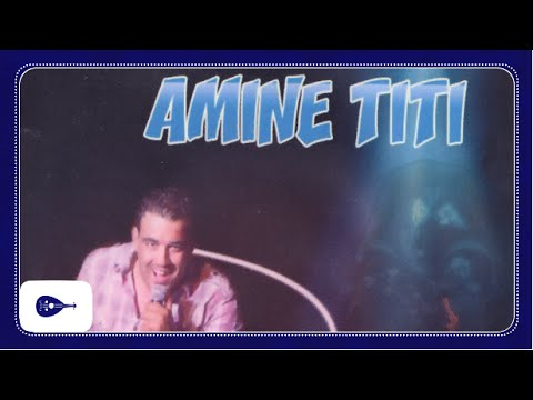 Amine Titi - Bghit Ntoub (Live) (видео)