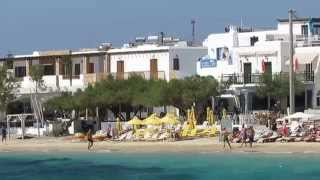 Agia Anna Beach Greece  City new picture : Agia Anna beach on Naxos MVI 5699