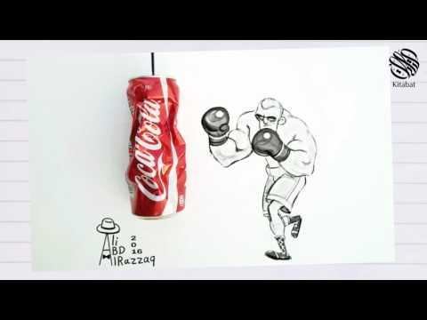 فن الوسائط المتعددة – الفن المفاهيمي – الفنان علي عبد الرزاق