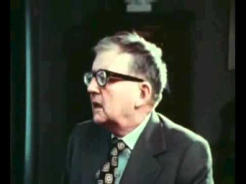 Rare  Dmitri Shostakovich filmed during rehearsals in 1975 avi