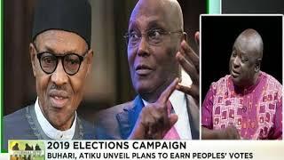 Download Video Journalists' Hangout 19th November 2018 | Buhari, Atiku kick off campaign MP3 3GP MP4