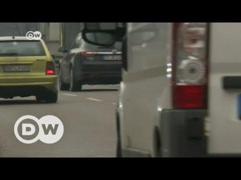 Stuttgart: Dicke Luft um Diesel-Fahrverbote | DW De ...