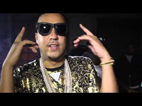 I SWEAR - French Montana And Ice Prince At The Art Factory