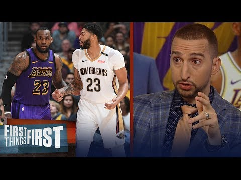 Nick Wright ranks free agents Lakers need to land & Doc Rivers rumors | NBA | FIRST THINGS FIRST