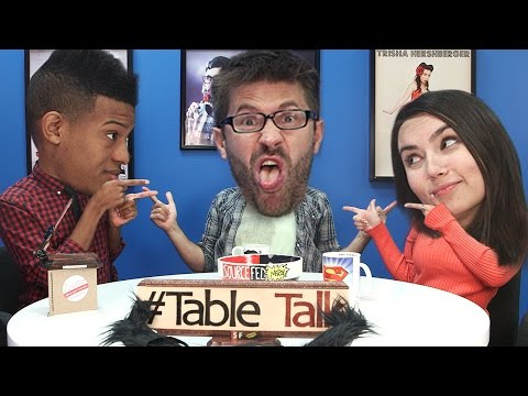 Will's - Will, Joe, and Trisha talk your topics from the #TableTalk bowl. Shave Time. Shave Money. http://dollarshaveclub.com/sfnerd GET OUR OFFICIAL APP: http://bit....