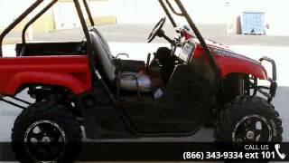 8. 2007 Yamaha Rhino 660 Auto 4x4  - RideNow Powersports Peo...