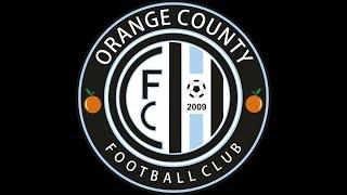 ORANGE COUNTY FC vs TEMECULA FC NPSL - Saturday March 24, 2018 6:00pm