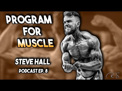 Steve Hall On Programming For Bodybuilding And More! - School Of Muscle Ep. 8