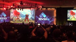 Street fighter 5 new character reveal evo 2015