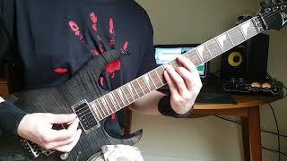 Video Punk floid - Na pokraji komatu (guitar cover) full HD