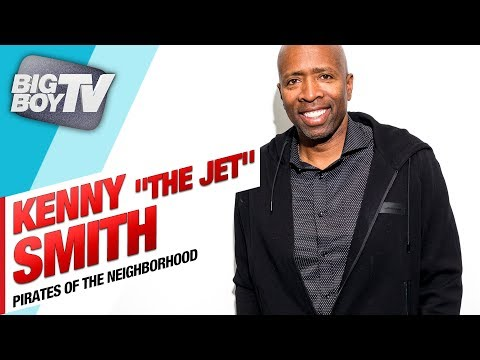 """Kenny """"The Jet"""" Smith w/ NBA Predictions and Recruiting Big Boy's Son"""