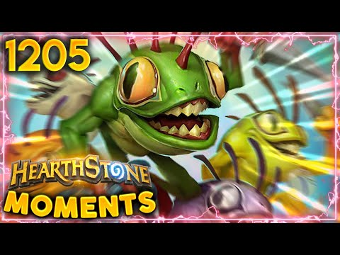 TAKING ADVANTAGE Of Your Opponent's Minions | Hearthstone Daily Moments Ep.1205
