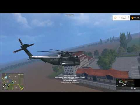 DRF rescue helicopter v1.0